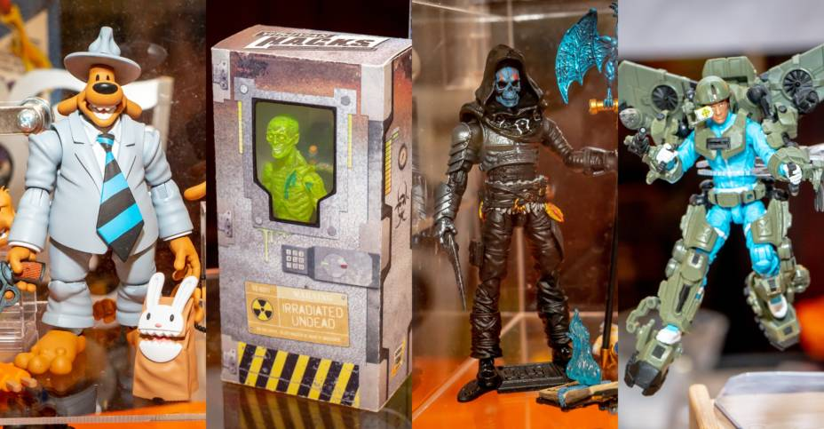 NJCC April 2019 Show – Toy Booth Photos at ToyArk.com