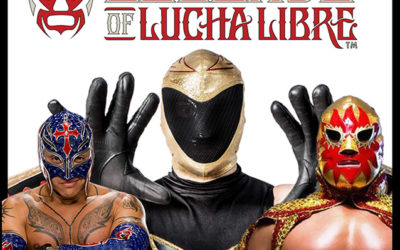 Boss Fight Studio throws their hat in the Luchadore ring!