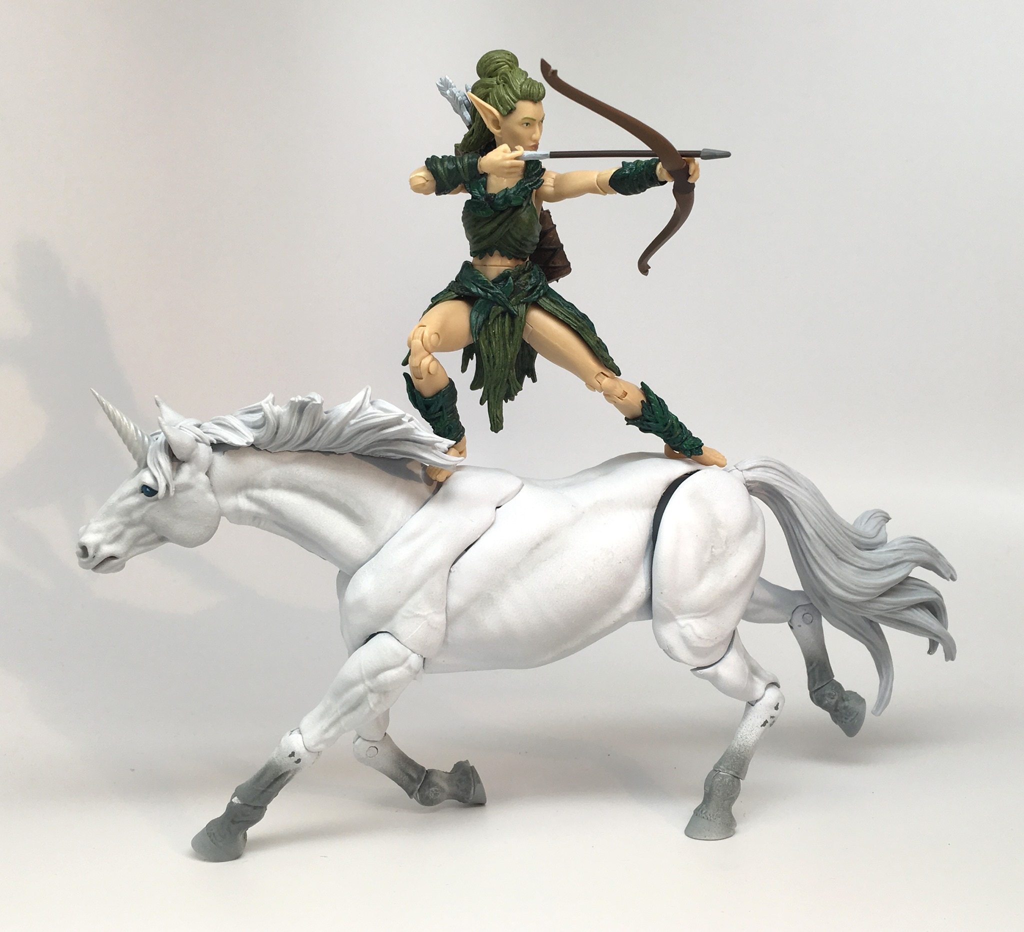Vitruvian HACKS Mighty Steeds up for pre-order on BossFightShop.com!