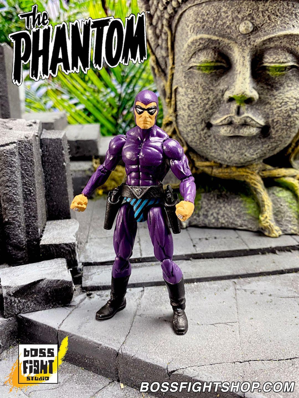 Phantom with Buddha
